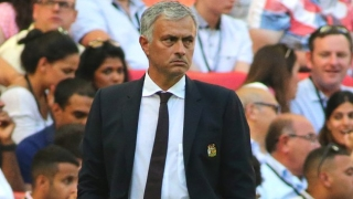 Jose Jr clashed with Man Utd fans at Wembley
