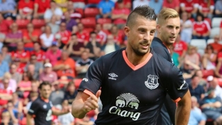 Everton winger Kevin Mirallas: Fiorentina the best choice