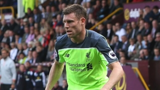 Liverpool fullback Milner frustrated after Spurs draw