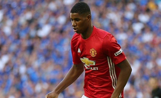 Rashford: Man Utd must get in Chelsea faces