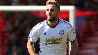 Man Utd fullback Shaw: We were ready for Guardiola's LONG BALL game