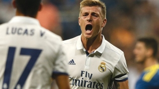 Man Utd plot big bid for Real Madrid midfielder Toni Kroos