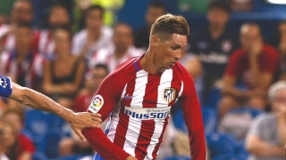 Atletico Madrid fans welcome back Torres: 'El Calderón loves you. Fuerza Torres'