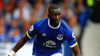 Bolasie to now miss rest of season with Everton