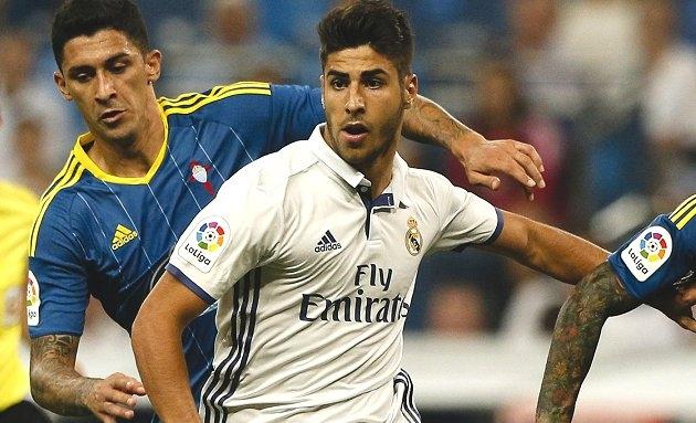Arsenal, Man Utd encouraged to bid for  Real Madrid dazzler Marco Asensio