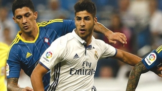 Marcos Asensio happy to get on Real Madrid scoresheet