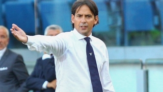 Lazio coach Simone Inzaghi delighted with young team