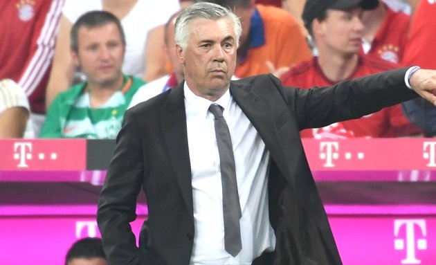 Carlo Ancelotti: I have chosen - it is Napoli