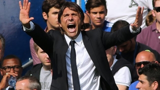 Chelsea boss Conte (again) pushed about Inter Milan rumours