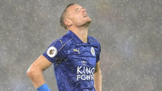 Leicester striker Jamie Vardy denies Arsenal regrets
