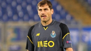 Porto keeper Iker Casillas keen on Serie A move