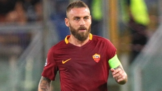 Roma captain De Rossi: Liverpool just hit constant long balls