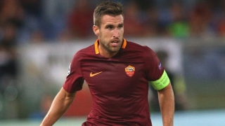 Kevin Strootman proud of relationship with Roma fans