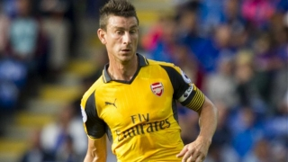 I love seeing my name on back of shirts - Arsenal defender Koscielny