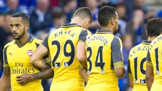 'The first of many' - Lucas Perez revels in Arsenal double