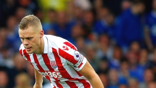Stoke boss Hughes defends Shawcross contract delays amid Newcastle interest
