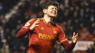 Oliver Burke happy with his move to Alaves: A great opportunity