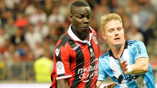Nice coach Favre: No Italy contact for Balotelli