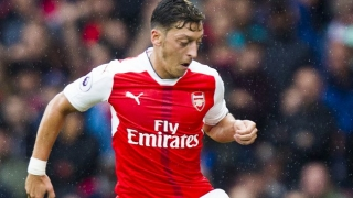 Mesut Ozil delivers Arsenal fans special message