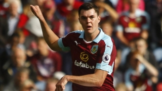 Burnley defender Michael Keane: We're all supporting Will