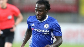 Chelsea wing-back Victor Moses married day after Wembley red