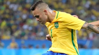 ​Newcastle given chance to sign Liverpool target Luan