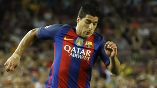 Barcelona striker Luis Suarez happy to be back on scoresheet