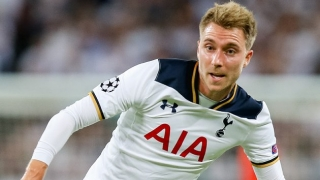 Eriksen: Spurs fans deserve Wembley win