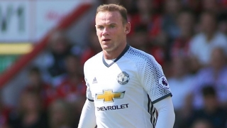 Man Utd captain Rooney hiding injury to play