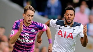 AC Milan, Inter go head-to-head for Tottenham midfielder Mousa Dembele