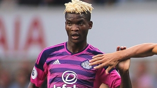 Lorient president Loic Fery: Sunderland made FOUR offers for Didier Ndong