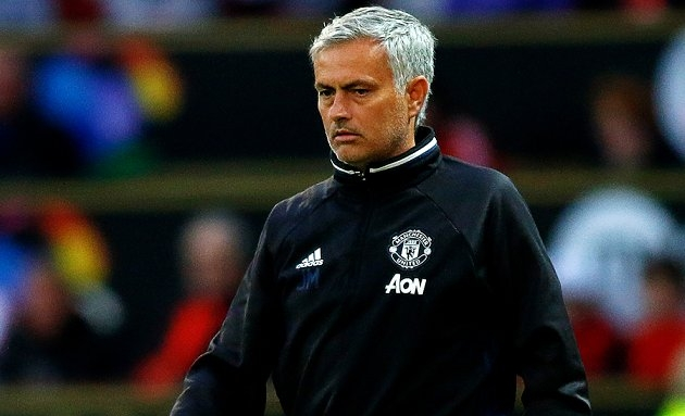 Mourinho reckons this season a prelude to better times for Man Utd