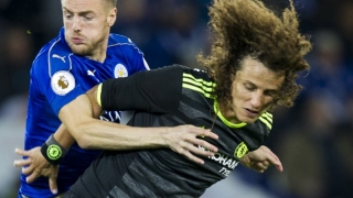Sky pundits felt David Luiz deserved red but Chelsea boss unsure