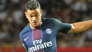 PSG winger Ben Arfa open to Premier League return