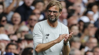 ​Gomez: Klopp words kept Liverpool players calm during Crystal Palace win
