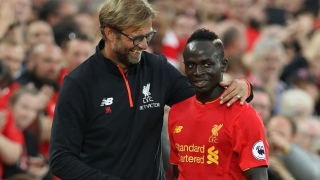 Sadio Mane returns to full Liverpool training