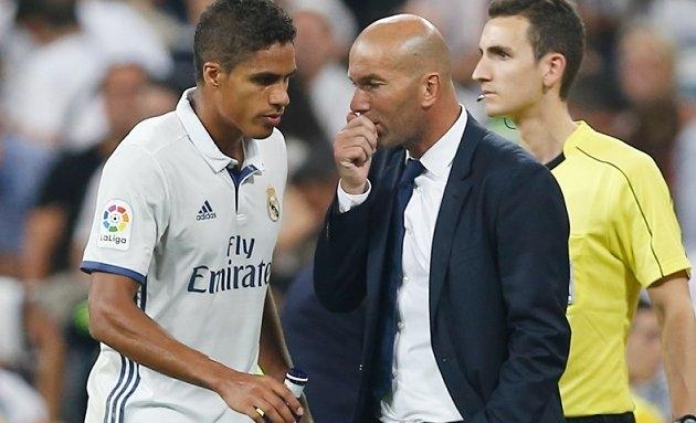 Man Utd boss Mourinho in regular direct contact with Real Madrid defender Varane
