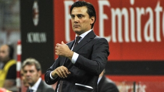 Montella proud of AC Milan in Napoli defeat