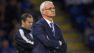 Ranieri insists it's time to move on from Leicester