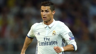 Real Madrid coach Zidane happy with 2-goal Ronaldo