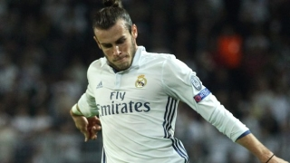 Gareth Bale happy Real Madrid top of the table