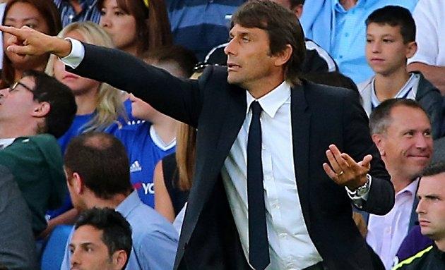 Mou swipe? Chelsea boss Antonio Conte: I've been a player...