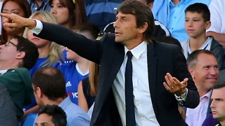 Chelsea boss Conte meets with Inter Milan reps and says...