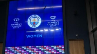 ​Women's Champions League: Advantage Man City after 3-0 victory over Fiorentina