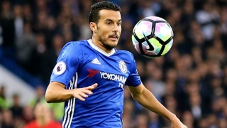 Chelsea ace Pedro: Conte has me playing best football of career