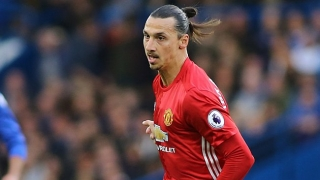 Ibra admits uncertainty over Man Utd future