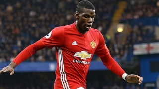 Man Utd  midfielder Paul Pogba launching pillow range?