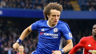 ​Chelsea boss Conte says Luiz will be available for Atletico Madrid clash despite wrist injury