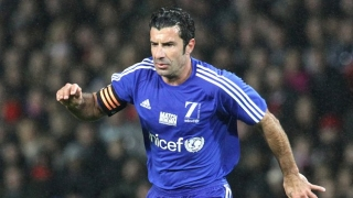 Real Madrid legend Luis Figo amazed by Anfield crowd