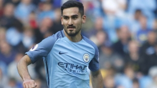 Crocked Man City midfielder Gundogan targets return date